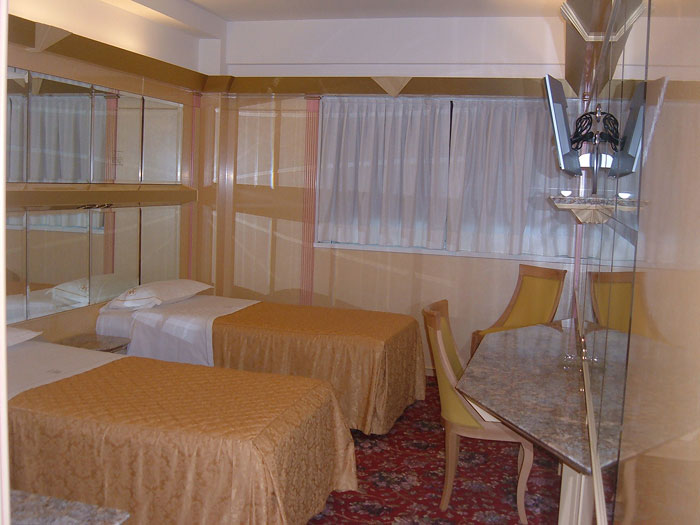 Hotel Wagner Milano Single bed